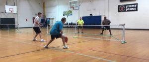 Pickleball for Parkinson's Tournament Results
