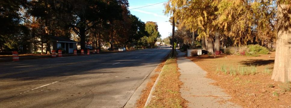 Third Street Open to Greenfield Lake Park