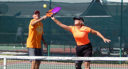 Spring Mixed Doubles Ladder League starts March 8